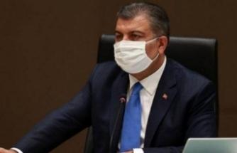 Sağlık Bakanı Koca: Koronavirüsün yeni belirtileri var