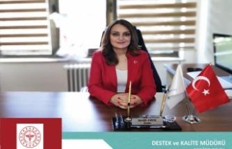 Türk Sağlık Sen Yönetim Kurulu Üyesi Destek Hizmetleri Müdürü Oldu