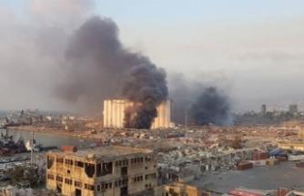 Türkiye, Beyrut'a Sahra hastanesi kuracak