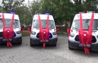 112 Acile 1.000 Yeni Ambulans