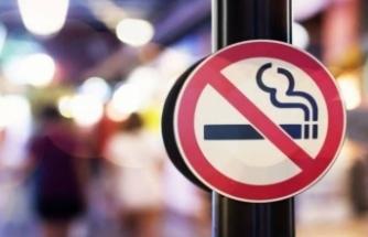 Giresun'da sokakta sigara içmek yasaklandı