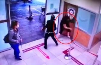 Hastaneyi Birbirine Katan Kadın Tutuklandı / Video