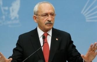 Kılıçdaroğlu: Sembolik bir Cumhurbaşkanı adayımız olacak