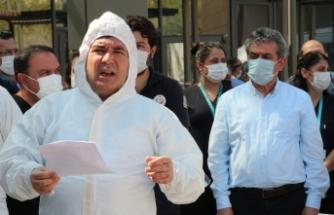 Sağlık SEN Adana: Yeter Artık !