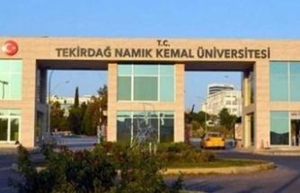 Tekirdağ Namık Kemal Üniversitesi Hasta Bakıcı Alım İlanı