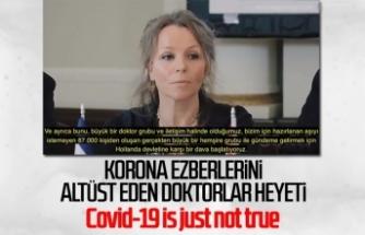 Dünya Doktorlar Birliği: Korona gerçek değil