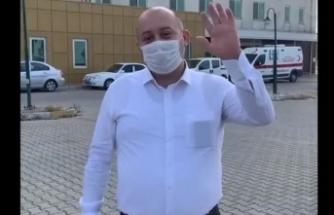 Karantinaya alınan CHP'li başkanın testi 'yanlış' çıktı