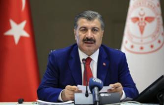 Sağlık Bakanı Dr. Fahrettin Koca yarın Bursa'da olacak