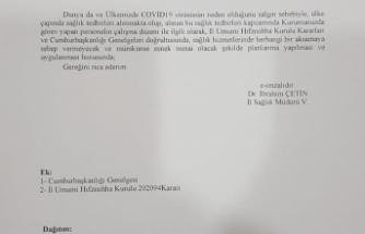 Antalya'da Sağlık Çalışanları Esnek Mesaiye Geçiyor