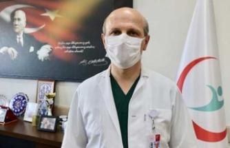 Eskişehir'de biri başhekim üç doktor daha Covid-19'a yakalandı