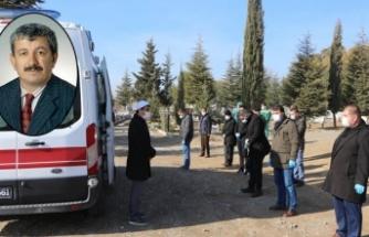 Bir sağlık çalışanı daha Kovid-19 nedeniyle yaşamını yitirdi