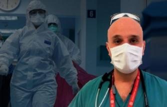 BK Üyesi: Sağlık çalışanlarında karantina 7 gün