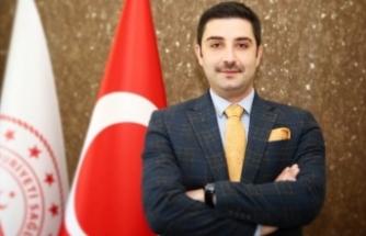 Sağlık Müdürü Ak Parti İl Başkanı Olarak Atandı