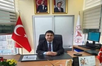 Devlet Hastanesinin Yeni Başhekimi Karahan oldu