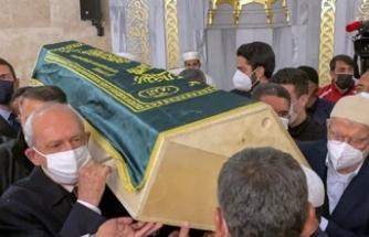 Bir Cenaze Fotoğrafı da Kılıçdaroğlu'ndan...
