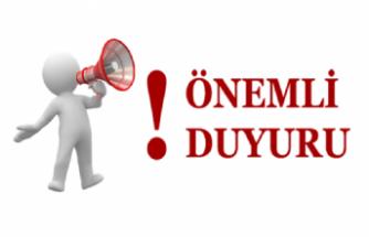 Avukat Kadrosu Unvan Değişikliği Sınavı Başvuruları Değerlendirme Sonuçları