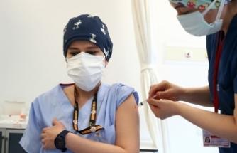 Sağlıkçılar 'Hatırlatma Dozu' İstiyor