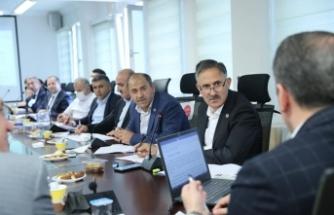 Sağlık-Sen'inkomisyon görüşmeleribugün gerçekleştirildi