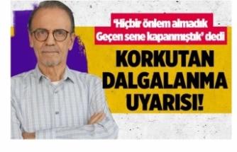 Prof.Ceyhan Korkuttu !  Aşıya Etkisiz Varyant Çıkabilir!