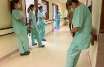Sağlık çalışanlarının sesinin duyulmaması normal değil mi?