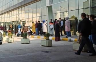 Bursa'da görünmeyen hastane kuyrukları!