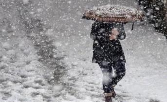 Meteoroloji uyardı! Kar, sağanak, fırtına ve sis var