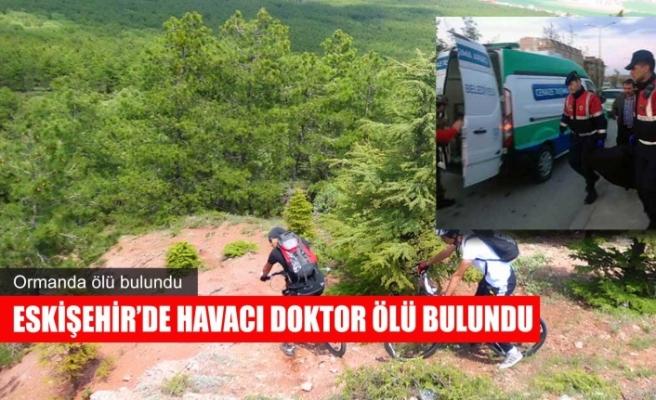 Askeri Doktor Ormanda Ölü Bulundu