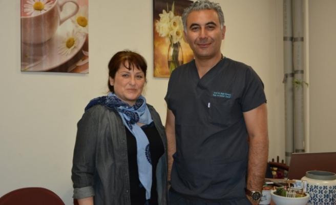 Bulgar doktorların yapamadığı ameliyat Türkiye'de  PAÜ'lü doktorlar yaptı!
