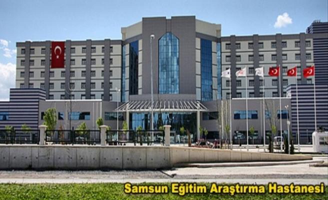 Samsun İl Sağlık Müdürü  Basında Yer Alan Haberler Üzerine,  Hastanede Olağan üstü Toplantı Yaptı