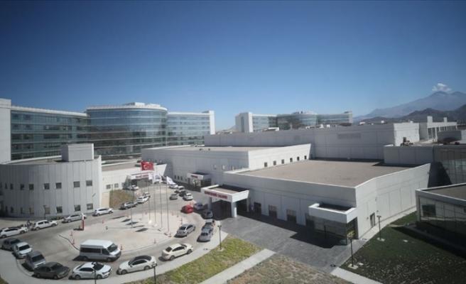 Şehir hastanesi modeline yabancı ilgisi