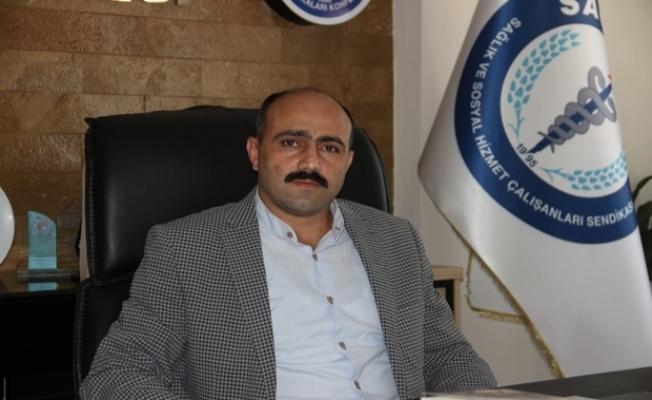 """Başkan Irgatoğlu: """"Sağlık'ta şiddet körükleniyor"""