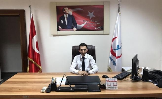 Burdur Devlet Hastanesi Başhekimliğine Atama