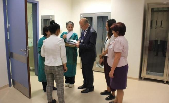 Eskişehir Şehir Hastanesi Türkiye'nin En İyi Hastanelerinden Biri Oldu