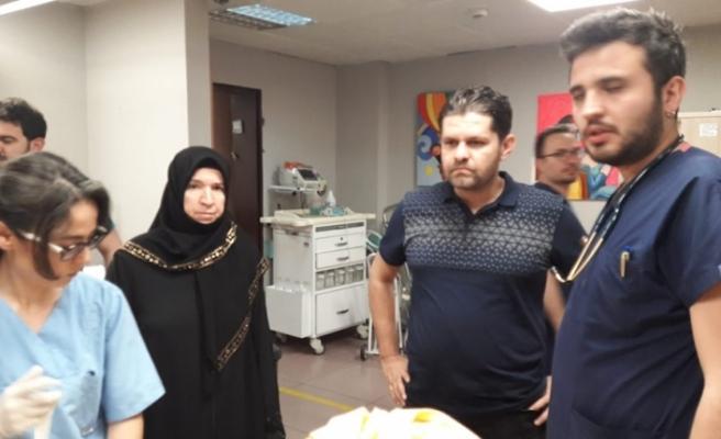 İzmir İl Sağlık Müdürü Bayramda da Sağlık Çalışanları ile Birlikte