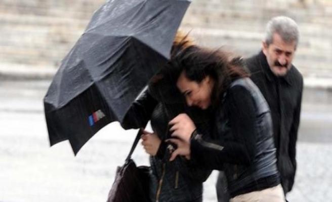 Meteorolojiden bu iller için kuvvetli yağış uyarısı
