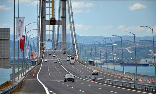 Otoyollar ve Köprüler 10 gün ücretsiz