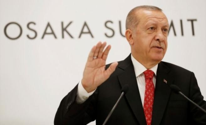 Cumhurbaşkanı: Yeni parti girişimi başarısız olur