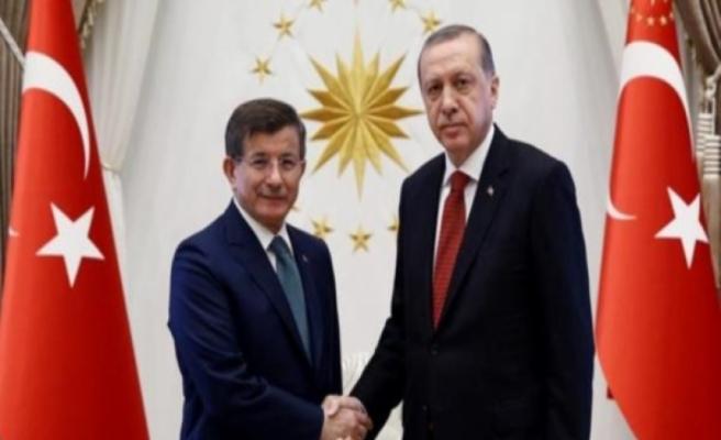 Erdoğan'dan Davutoğlu'na: Parti kuruyormuşsun