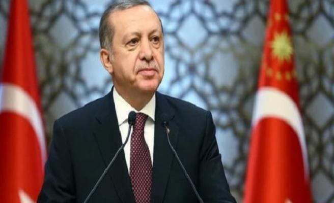 Erdoğan'dan Yeni Parti cevabı: 'Sırtımızdan hançerlediler'