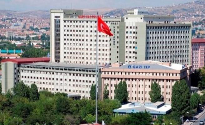Gazi Üniversitesi Hastanesine 'Uluslararası Hasta Ofisi'