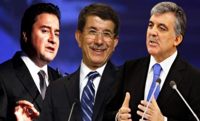 Gül'ün kapısı Davutoğlu'na kapalı!'