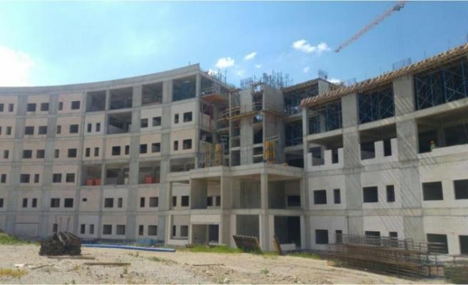 Mamak Devlet Hastanesi'nin yapımı ertelendi
