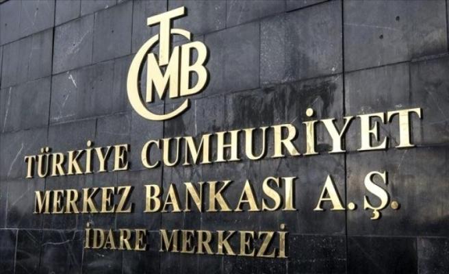 Merkez Bankasının rezervleri azaldı