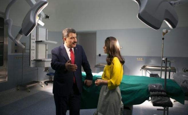 Sağlık Bakanı Fahrettin Koca;spor yapanlara hastane randevularında öncelik verebiliriz