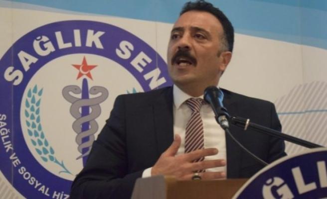 Sağlık Sen Başkanı Yıldırım :En Ağır Şekilde Cezalandırılmalı