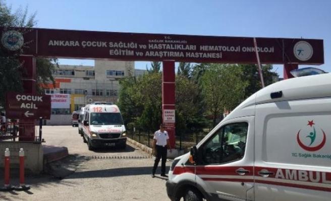 Ankara Çocuk Hastanesi Taşındı