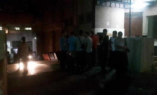 Aydın Devlet Hastanesi Arşiv Bölümünde Yangın