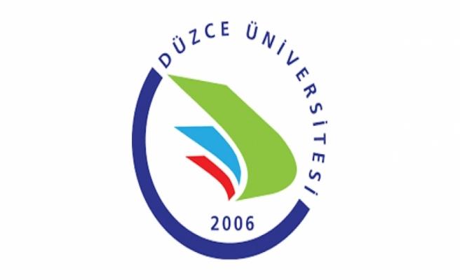 Düzce Üniversitesi 4/B'li Sağlıkçı Alım İlanı
