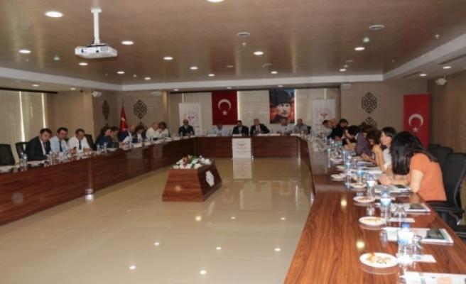 Sağlıkta Yogunbakım Değerlendirme  zirvesi Balıkesir'de toplandı
