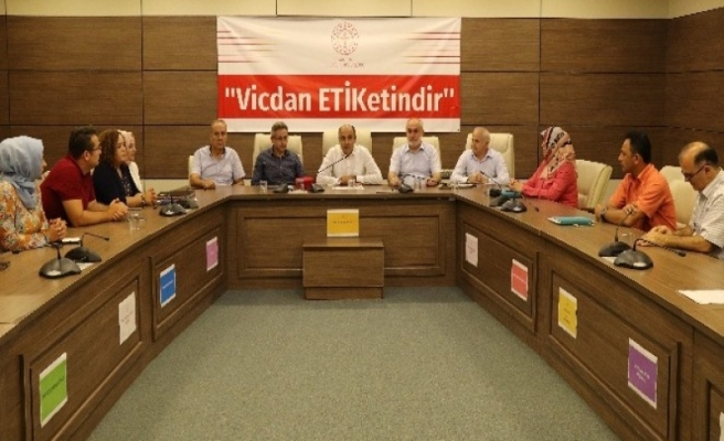 """Samsun il Sağlık Müdürlüğü """"Vicdan ETİKetindir"""""""